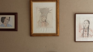 My art work on display at BGH 9-21-14 008