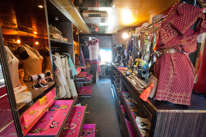 The Styleliner, A Boutique-On-Wheels