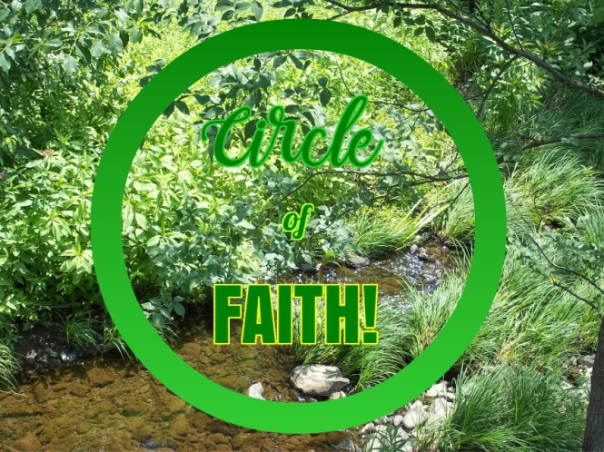 MY circle of faith for fb group 9-3-17