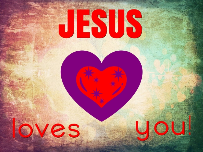 Jesus loves you 12-16-18