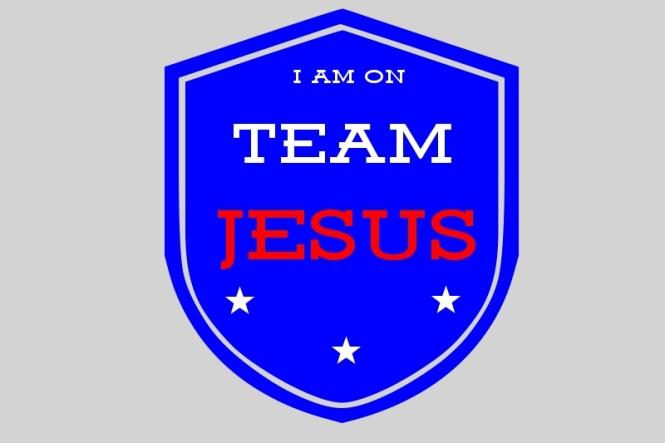 Team JESUS emblem 2018