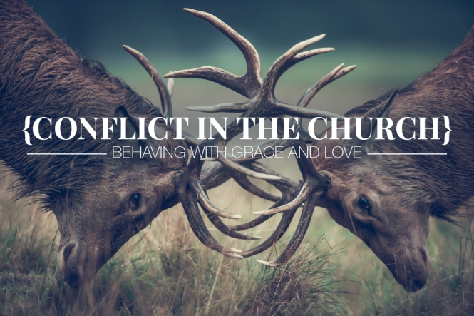 Conflict-In-The-Church