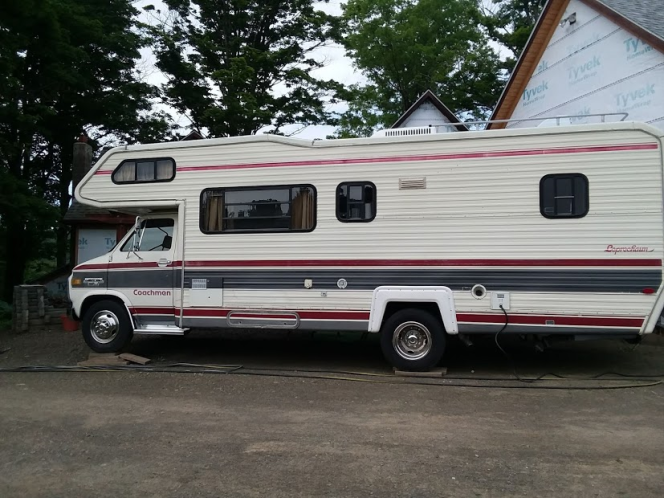 1st RV I dreamed of