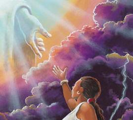 Jesus take my hand