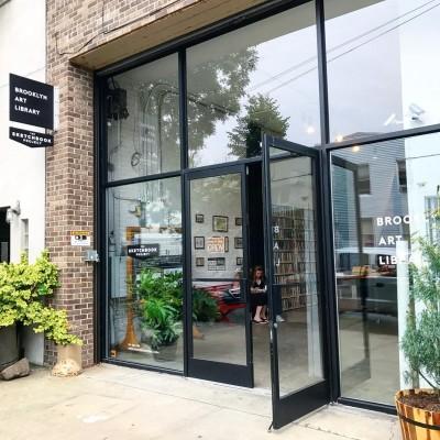 brooklyn art library - thesoshlife (1)