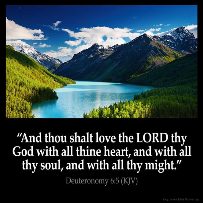 Deuteronomy_6-5 6-16-19